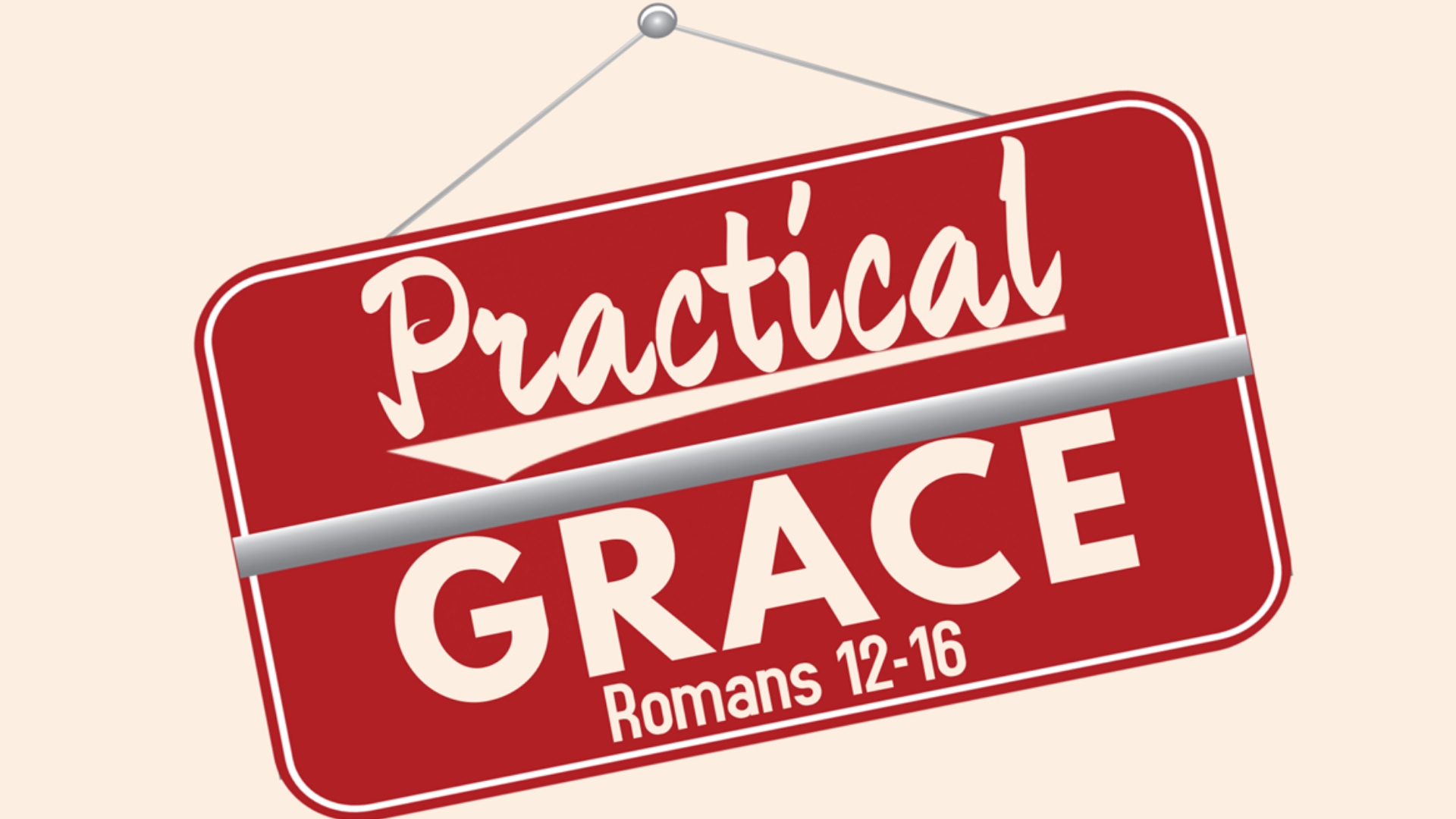 Practice Grace Sermon Series Image